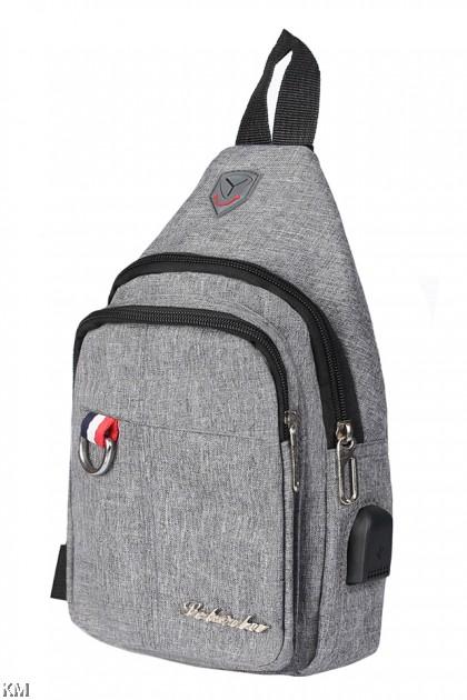 USB Casual Men Cross Body Bag Collection