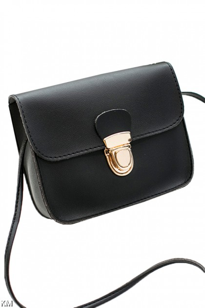 Korean Style Block Sling Bag [M1898]
