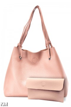 Set of 2 Large Compart Handbag [M273]