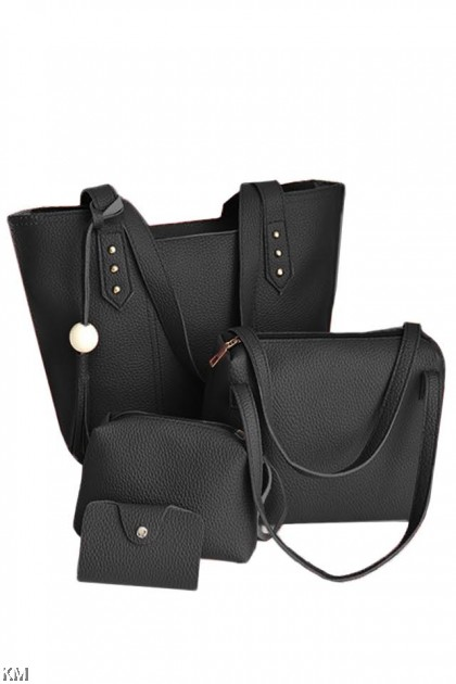 Sets of 4 Casual Carry Bags [M270]