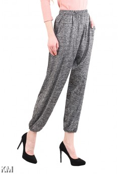 Regular Casual Pants [M13562]
