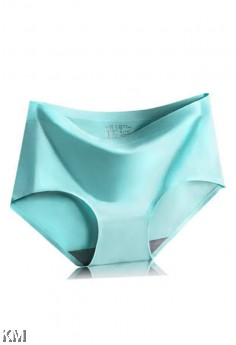 Women Cooling Ice Silk Panties [M13575]