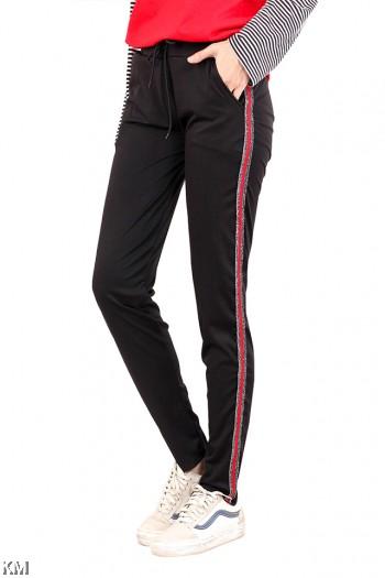 Women Sport Casual Elastic Pants [M13543]