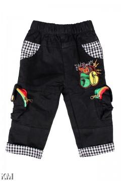 Kids Cargo Pants [M163]