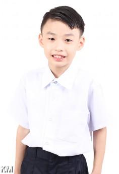 KM Primary School Short Sleeves Uniform Shirt [M1949]