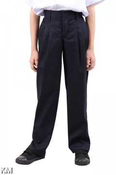 Primary School Blue Long Pants [M23948]