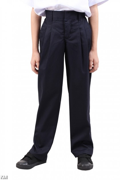 Primary School Blue Long Pants [M23948]