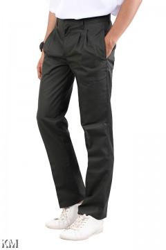 Secondary School Green Long Pants [M21459]