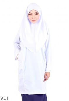 Primary School Uniform Kurung [M14695]