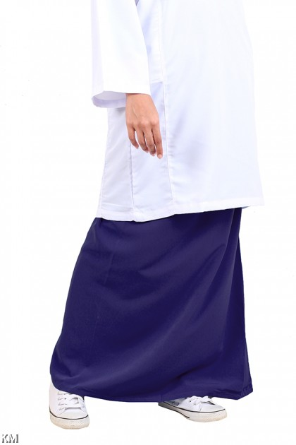 Primary School Uniform Kurung Skirt [M22993]