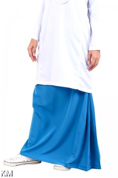 Secondary School Uniform Kurung Skirt [M22989]