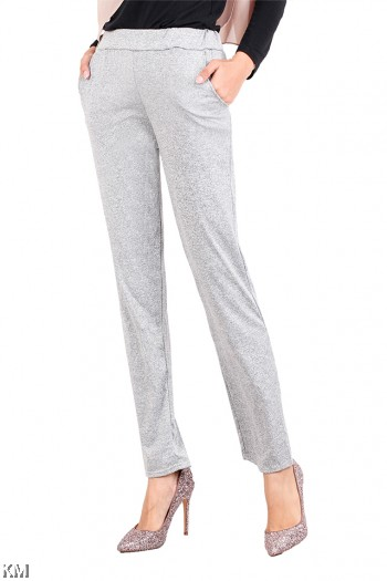 Casual Bottom With Side Pocket [M15990]