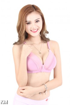 Women Everyday Fitted Soft Bras [M12681]