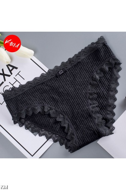 Women's Fusion Lace Panties [M17480]