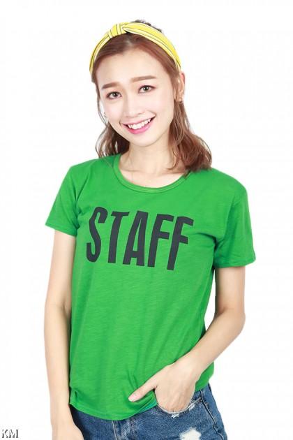 Size L Women Graphic T Shirt [M620]