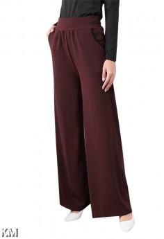 Women Kazzo Straight Pants [P21570]