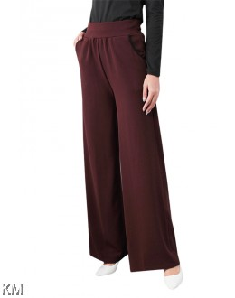 Women Kazzo Straight Pants [P21570]
