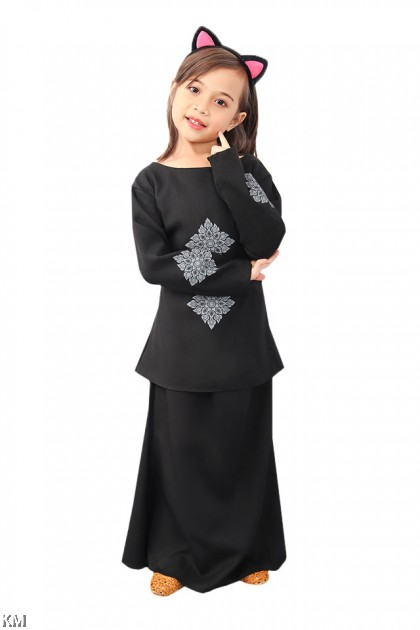 Kids Sophia Kurung Set [K1246]