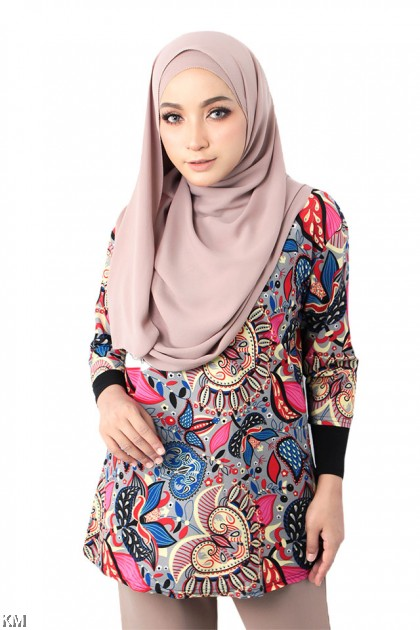 Crepe Fully Printed Top [B18517]