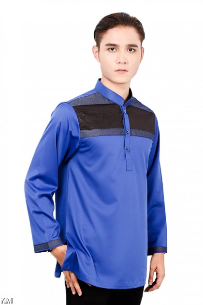 Men Afiq Executive Button Kurta [M19757]