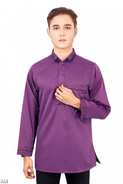 Men Khairul Smart Collar Kurta [M19765]