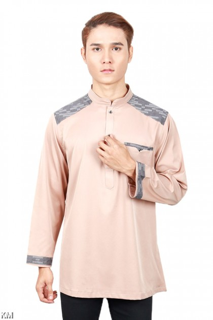 Rev Up Shoulder Men Kurta [M20610]