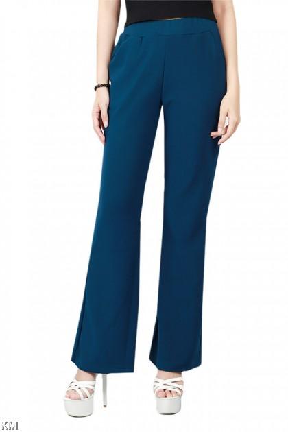 Women Modern Boot Cut Pants [P19315]