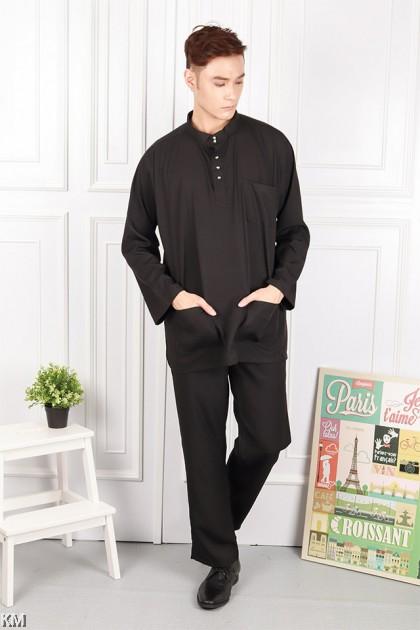 Nabil Men Baju Melayu Cekak Musang [M21109]