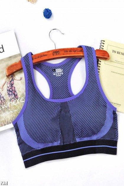 Hero Workout Sports Bra [L13529]