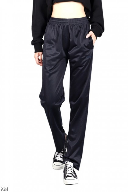 KM Sports Unisex Solid Track Pants [P23176]