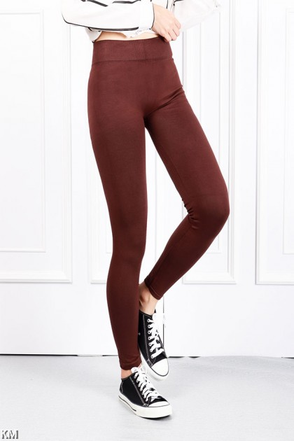 Cotton Colored Legging Pants [P20919]