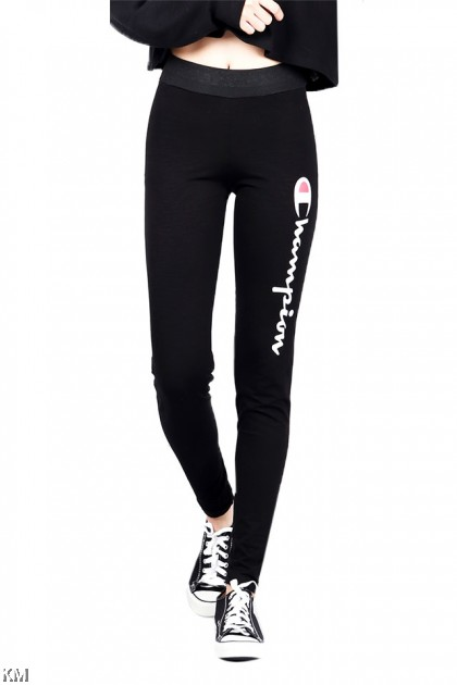 Full Length Black Webster Legging [P21119]