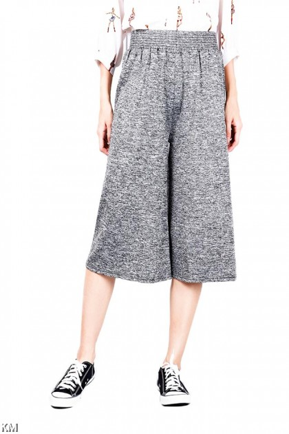 One Size Fit All Wide Leg Casual Pants [P20867]