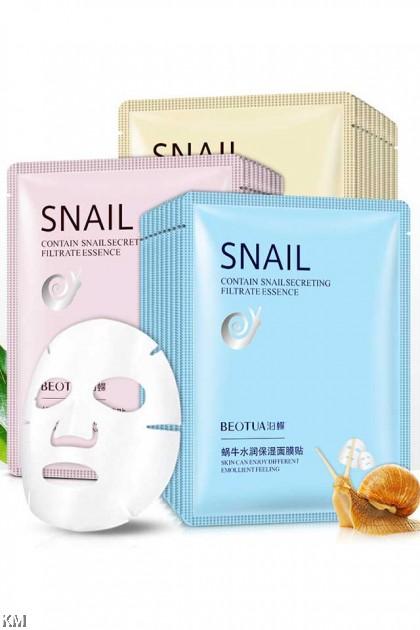 BEOTUA Snail Hydrating Moisturizing Mask [C427]