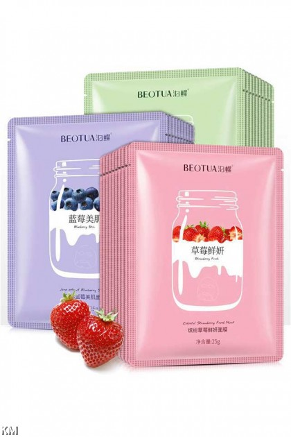 BEOTUA Fruits Moisturizing Face Mask [C446]