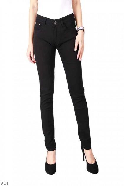 Elegant Style Women Slim Fit Jeans[J11197]