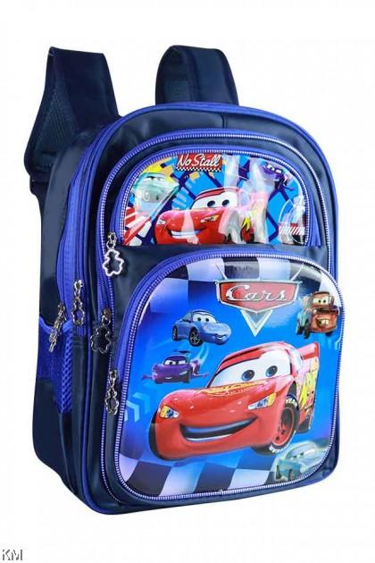 3D Character Embossed School Bags [BG25702]