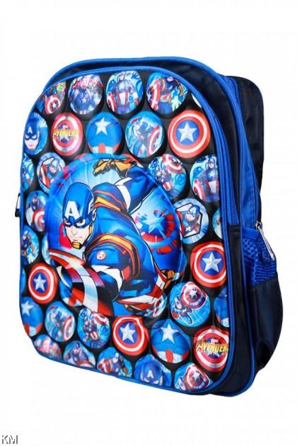 3D Kids Favorite Character School Backpack [BG13904]