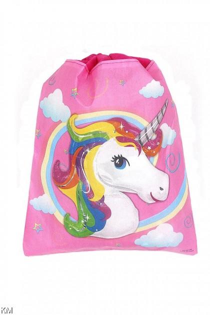 Kids Econic Drawstring Backpack [BG653]