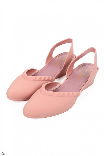 Ricarda Point Women's Wedges Jelly Shoe [SH24994]