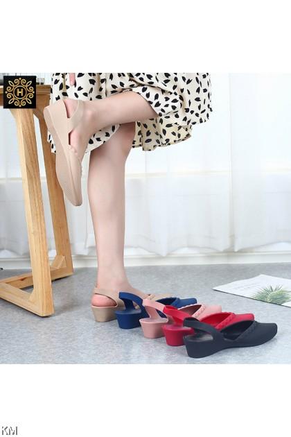 Ricarda Point Women's Wedges Jelly Shoe [SH27079]