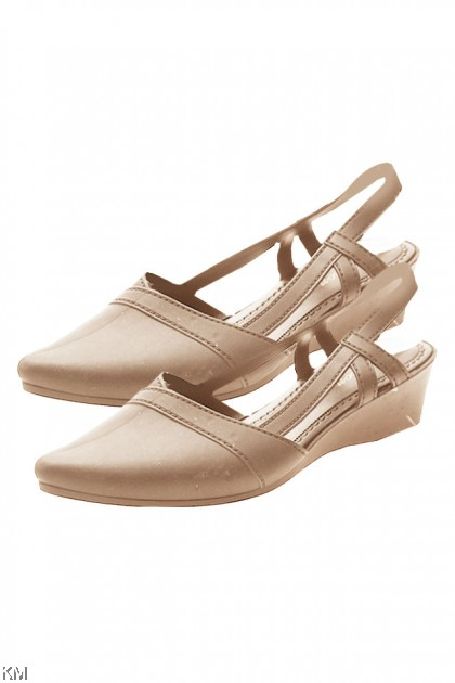 Warda Wedges Women Jelly Shoe [SH24927]