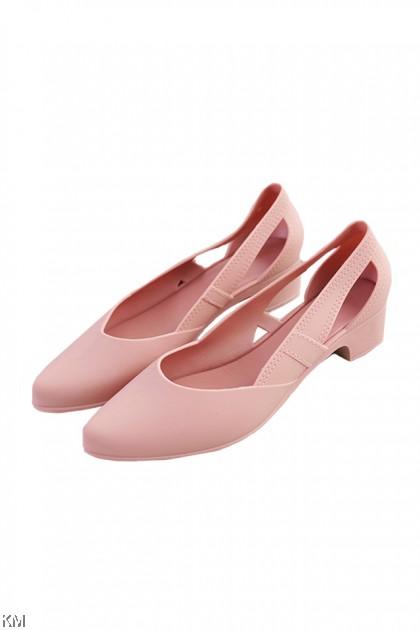 Florence Women High Heels Jelly Shoe [SH24939]
