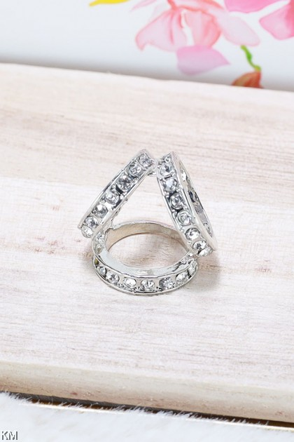 Tudung Ring Brooch Collection [A04]