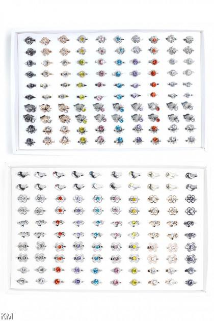 40pcs Korea Mix Baby Pin Brooch [AP40]