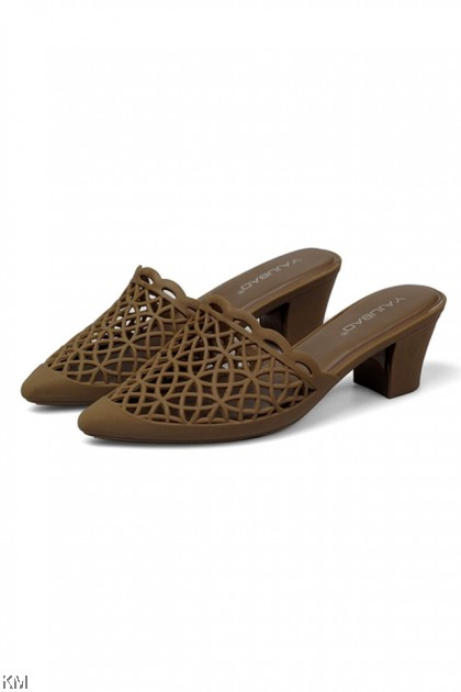 Sancho Women Wedges Jelly Shoe [SH25402]