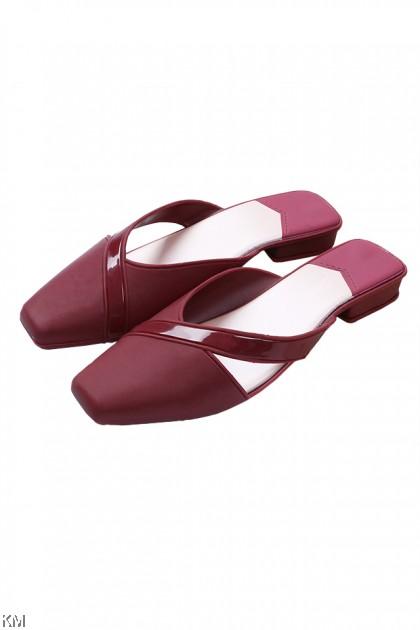 Poper High Heels Wedges Shoes [SH27208]