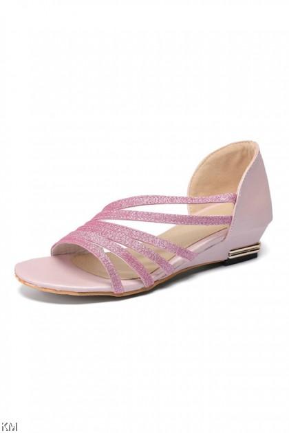 European Glitter Women Sandals [SH1071]