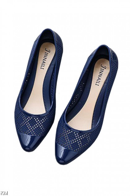 Quinn High Heels Hollow Shoes [SH30285]