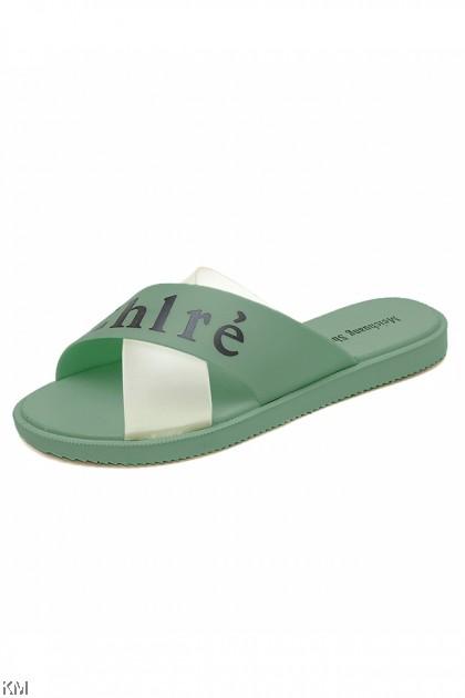 Chlre Cross Belt Sandals Shoes [SH30260]
